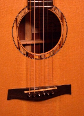 Malaysian Rosewood – Front Detail