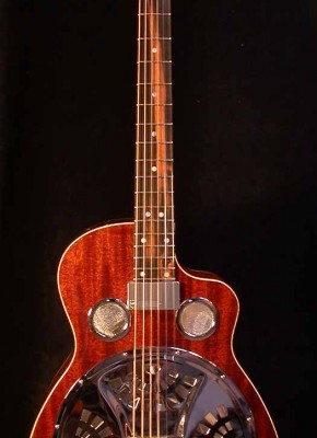 Cutaway Resonator – Full