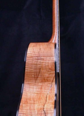 Spalted Maple – Side