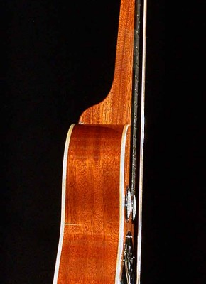 Square Neck Resonator – Side