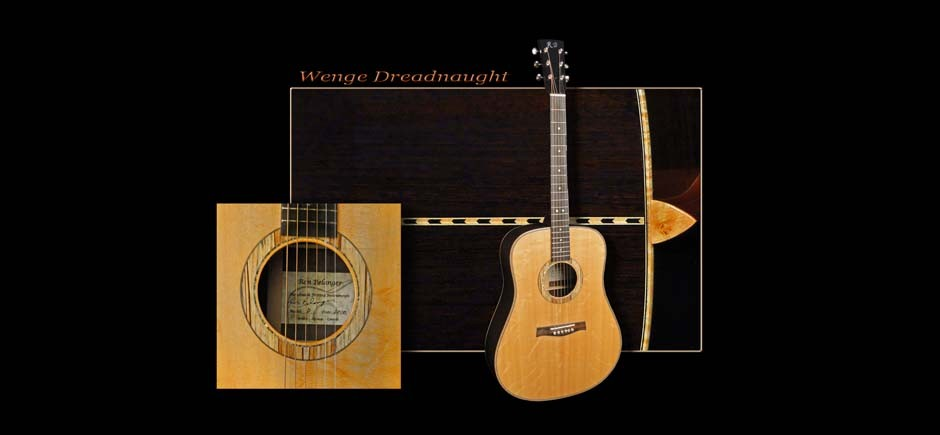 Wenge Dreadnaught